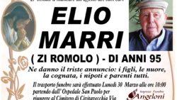 NECROLOGIO MARRI